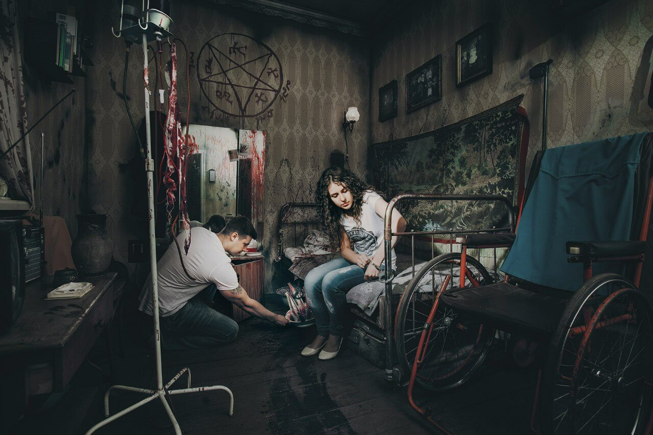 Картинки квест комнаты